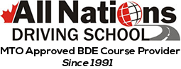 All Nations Driving School company
